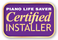 Certified Dampp-Chaser Piano Life Saver System for upright and grand pianos idaho falls, rexburg, blackfoot, pocatello.